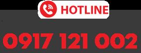 Hotline: 0917 121 002
