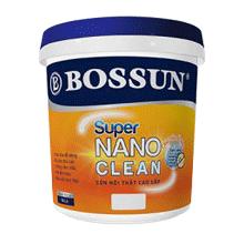 Sơn Nội Thất Bossun Super Nano Clean