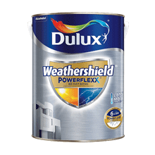 Sơn Dulux Weathershield Powerflexx