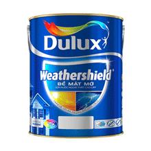 Sơn Dulux Weathershield