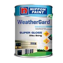 Sơn Ngoại Thất Nippon WeatherGard Super Gloss