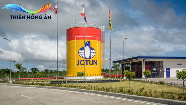 Sơn Jotun chính hãng tại Bình Tân