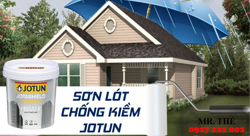 Sơn lót kháng kiềm Jotun
