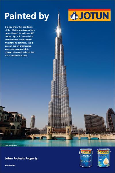 Tháp Khalifa tại Dubai