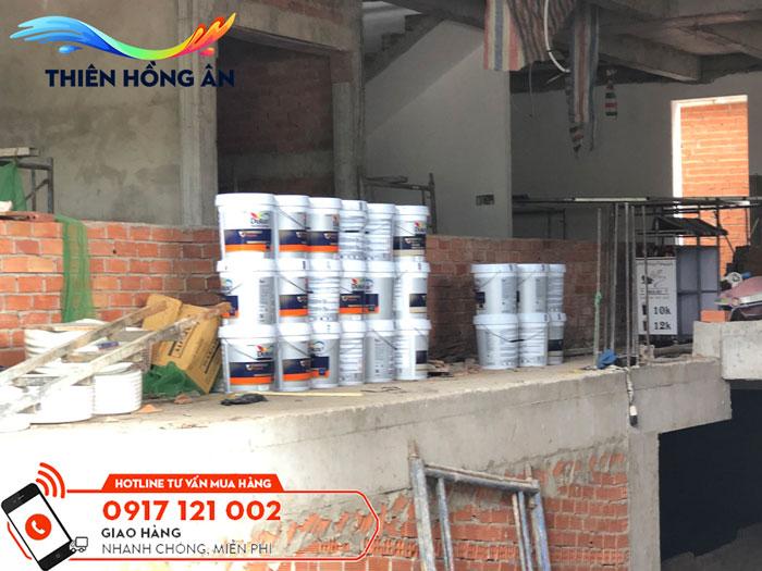 Công trình dự án nhà ở Bình Tân