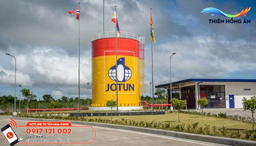 Nhà máy sơn jotun tại Việt Nâm