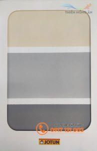 Bảng màu sơn chống thấm Jotun Waterguard